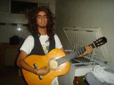 toujour avec ma guitar