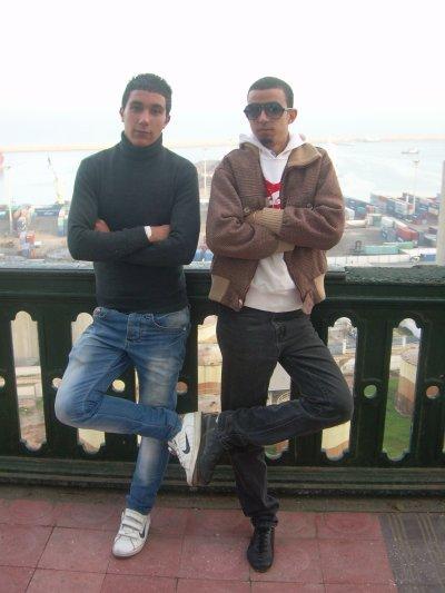 moi et karim a oran