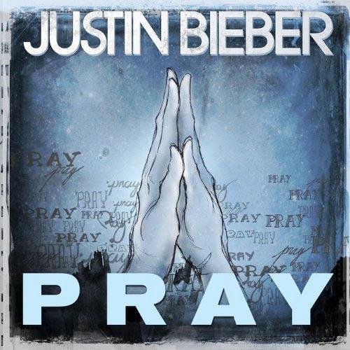 """Pochette de """"Pray """""""