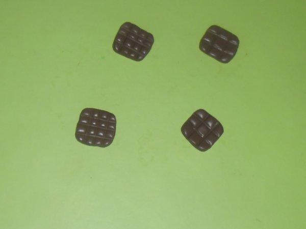Mes tablettes de chocolat