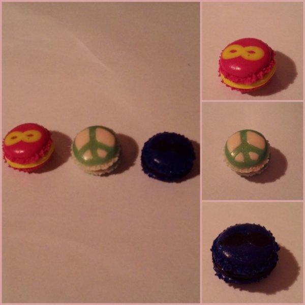 Macarons spéciales #2