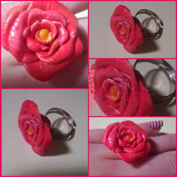 Ma rose <3 !