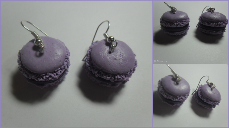 Mes macarons partie 2