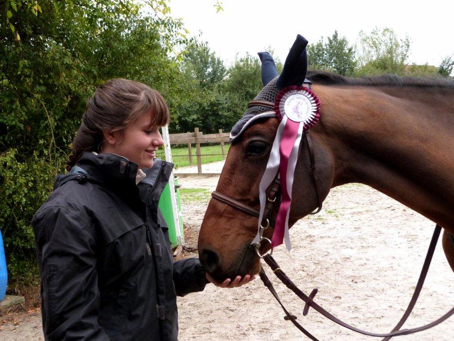Le Trotteur le plus gentils des chevaux ! <3