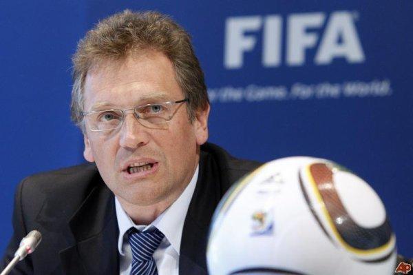 FIFA - Valcke verra en 2014