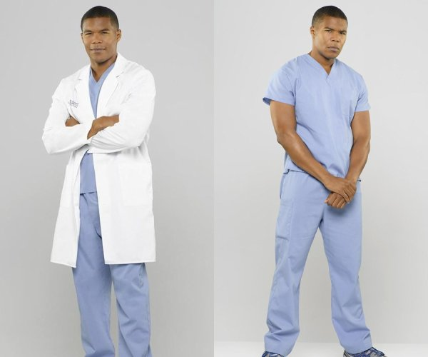 Grey's Anatomy Shane Ross