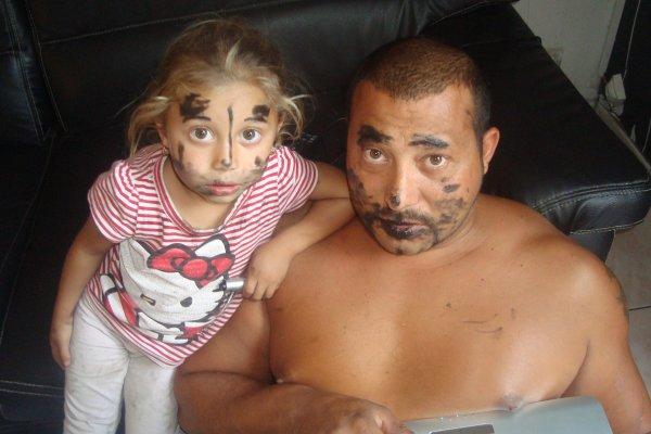 kibana et son papa