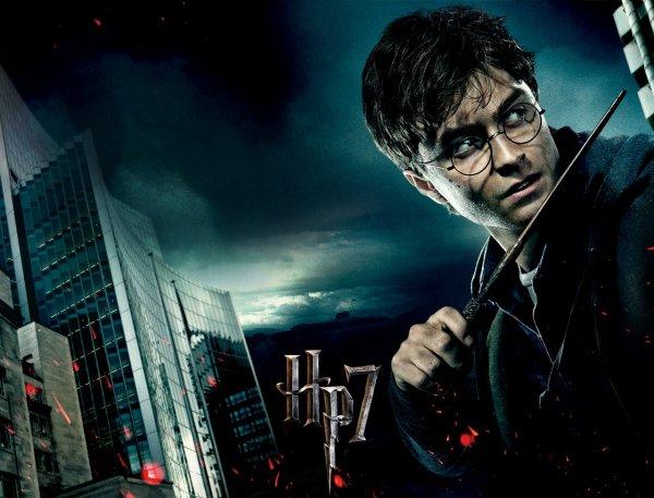 Daniel Radcliffe(Harry Potter)