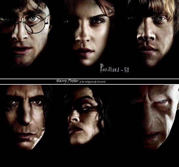 """Je vous propose un petit retour rapide sur leur """"Harryvée"""" dans la saga magique du petit Potter !"""