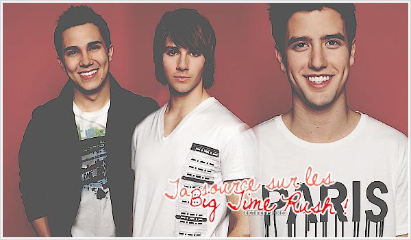 . Ta toute nouvelle source d'actualité pour suivre ; Kendall, Carlos, James & Logan des Big Time Rush ! .