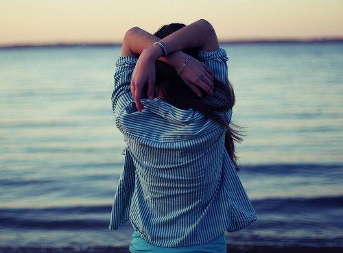 J'ai peur de faire partie de celles qui souffriront toujours en amour.