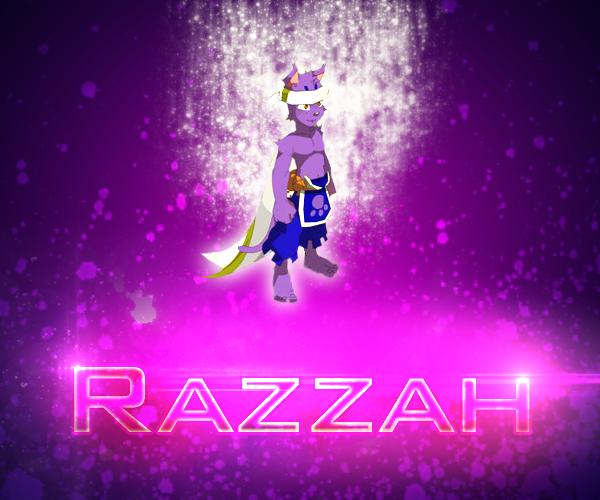Team de Razzah Rykke-Errel Ecaflip