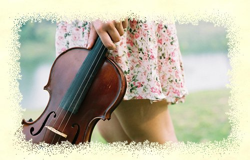 Lady Violin. Grand départ