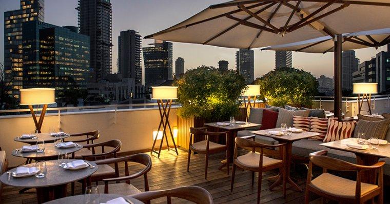 Le meilleur restaurant japonais de Tel Aviv