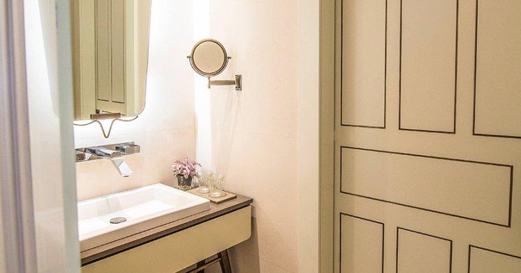 Suites et chambres d'un hôtel de luxe