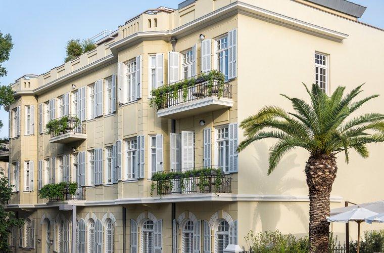 Magnifique hôtel de luxe à Tel Aviv