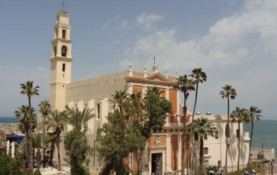 Les Eglises de Tel Aviv