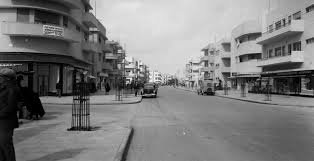 la célèbre rue Dizengoff