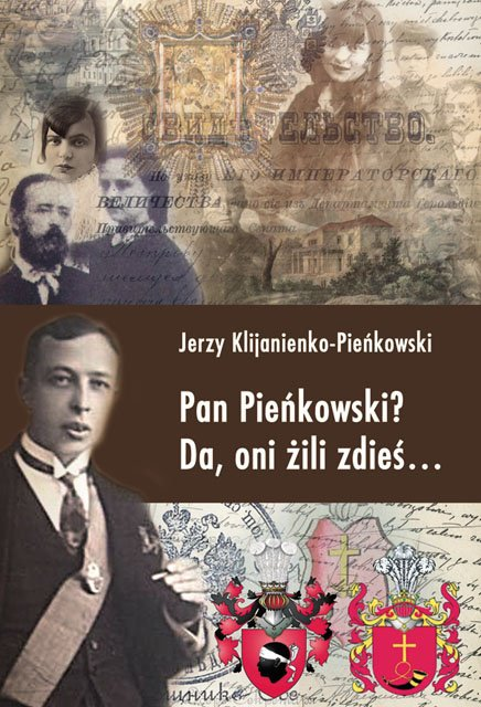 "Wydawnictwo Sztafeta, Jerzy Klijanienko -  ""Pan Pienkowski"" pod adresem: http://archiwum.sztafeta.pl/index.php?page=shop.product_details&flypage=flypage.tpl&product_id=88&category_id=8&manufacturer_id=37&option=com_virtuemart&Itemid=383"