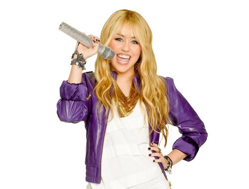 Hannah Montana mon idole