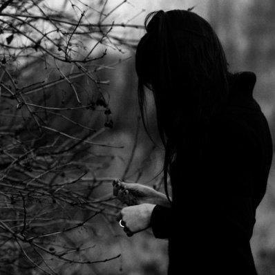 Tu m'as déjà vu pleurer, non! Parce que moi je le fais en silence, pour ne pas emmerdez le monde et paraitre forte...