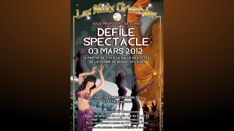 DEFILE SPECTACLE