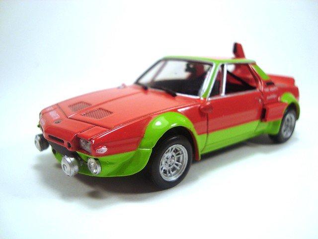 1/43  fiat x 1/9 abarth 1800 prototipo