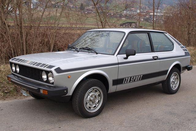 1/43 fiat 128 coupé 1978