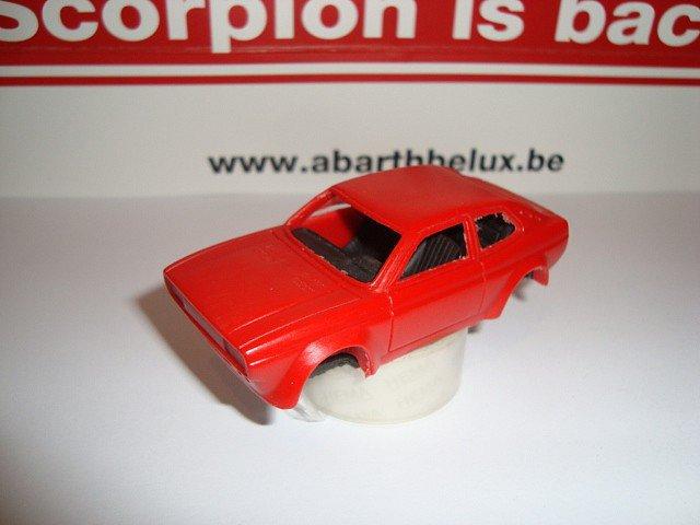1/43 fiat 128 coupé gr2 stradale