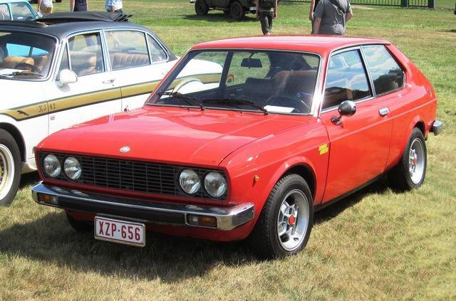 1/43  fiat 128 coupé 1977