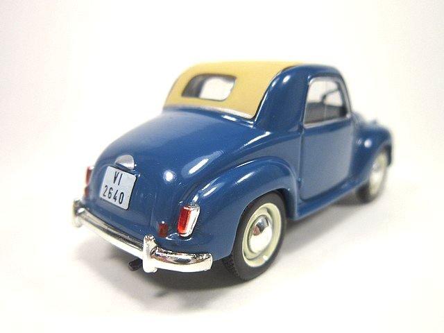 1/43 fiat  500 c topolino 1948