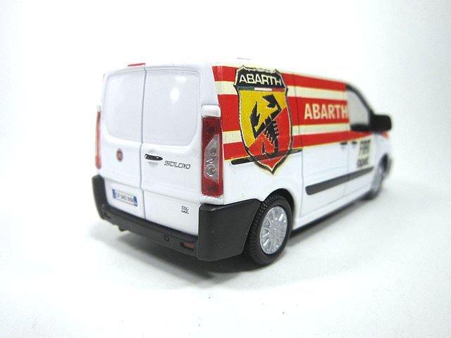 1/43  fiat scudo abarth assistance (fun)