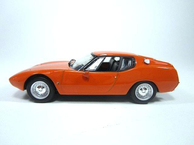 1/43 abarth scorpion ss 1968 - Diecast Model Cars