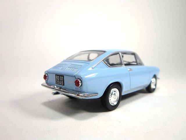 1/43  fiat 850 coupé 1965