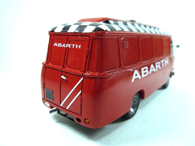 1/43  fiat 625 servizio corse abarth