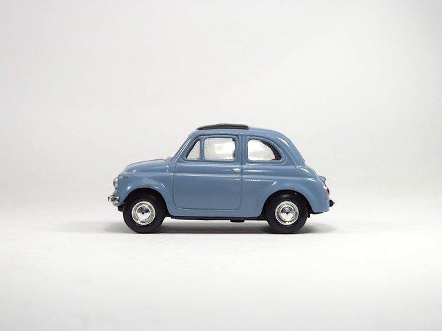 1/43  fiat 500 1957