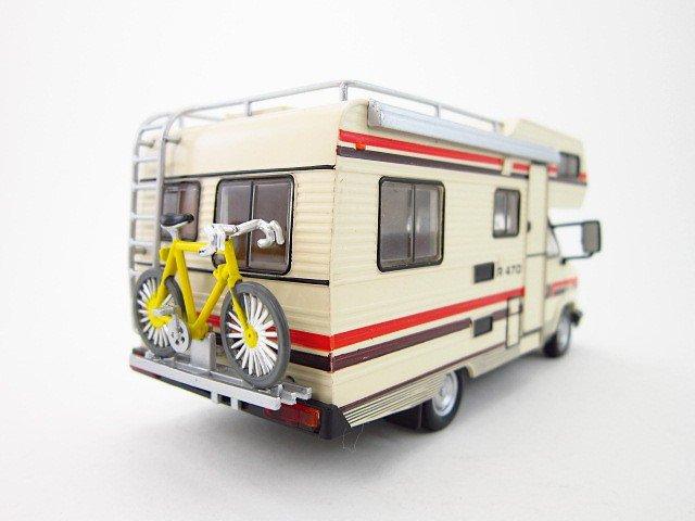 1/42 fiat ducato camping car  R470 pilote 1984