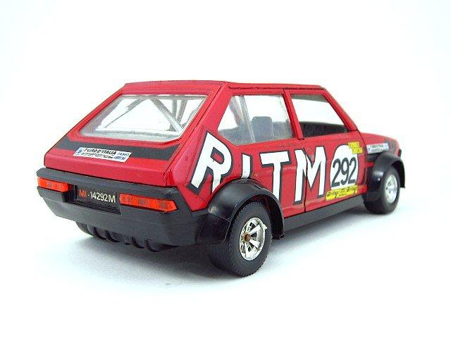 1/24 fiat itmo abarth rally N 292 giro d'italia