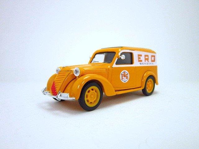 1/43 fiat 1100 Furgone 1950 ERG benzina