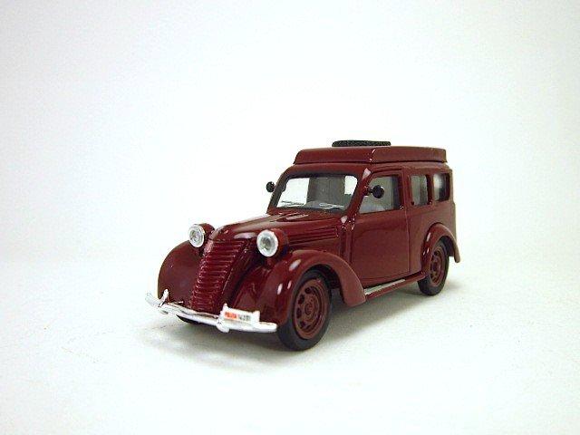 1/43  fiat 1100 Furgone Polizia 1950