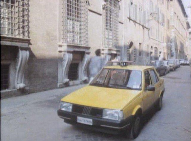 1/24  fiat  regata 100S taxi