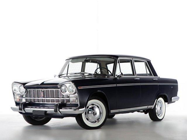 1/24  fiat 2300 1965 (version  seat 1500- sous licence Fiat  )