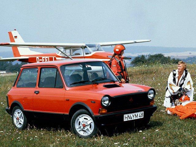 1/43  autobianchi A112 abarth 1979