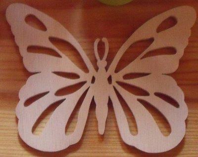 papillon de 50 cm pour une chambre d enfant