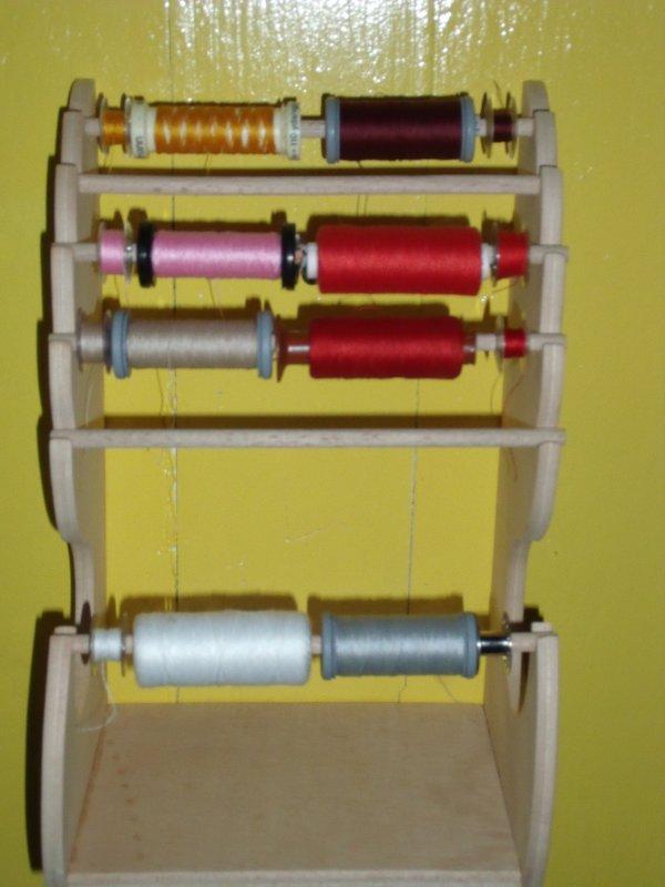 portes bobines de couture