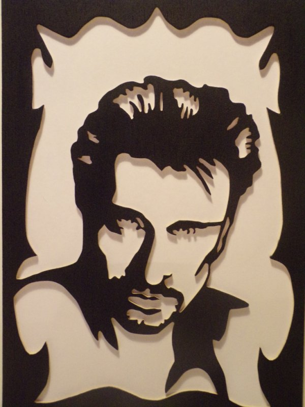 petit hommage a johnny