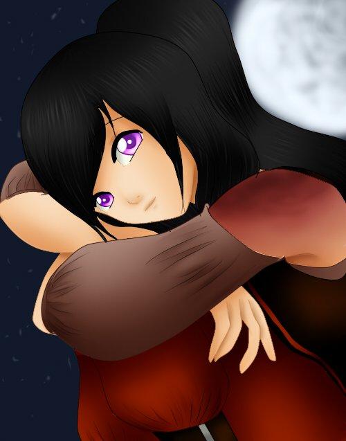 """""""tu brilleras comme un feu solaire, tandis qu'elle, elle sera toujours aussi pale que la lune"""""""