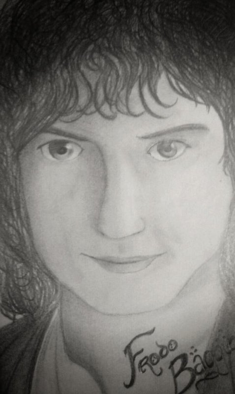 Portait- Frodo Baggins