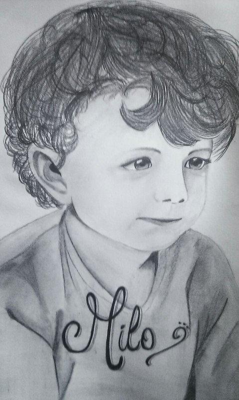 Portrait ~ Milo