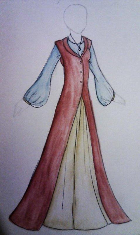 Dessins de la semaine ~costumes